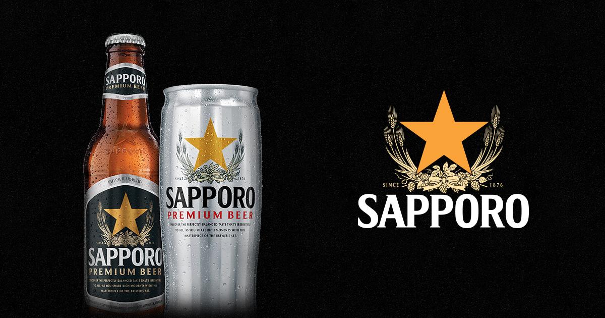 Sapporo Premium Beer | SapporoBeer com